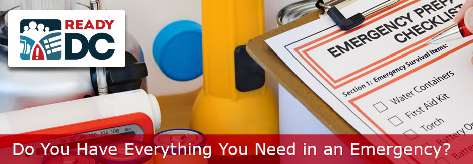 Do You Have Everything You Need in an Emergency?